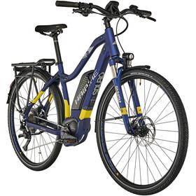 HAIBIKE SDURO Trekking 7.0 2. Wahl Damen blue/yellow/silver matte